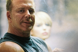 Mickey Rourke - I bet '9 1/2 Weeks' feels like 9 1/2 lifetimes ago.