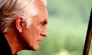 Terence Stamp, blind in this movie he is.