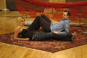 Steve Buscemi and Sienna Miller discover why The Rowing Boat never made it into the Kama Sutra.