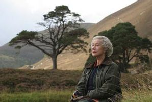 Helen Mirren talks to the trees.  Must be where Charles got it from.