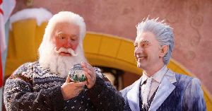 Martin Short's dandruff got so bad that Tim Allen used it to fill his new line of snow globes.