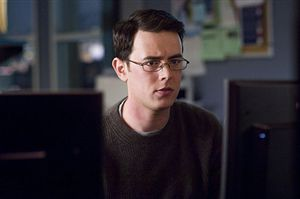 Colin Hanks watches Turner and Hooch for the first time and wonders if he's adopted.