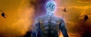 When Dr Manhattan has a vindaloo, the whole army is mobilised.