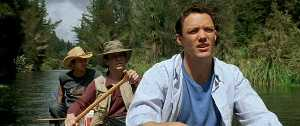Zoiks!  Matthew Lillard in the jungle with no Scooby snacks!